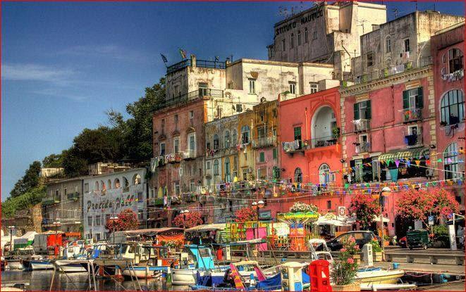 Procida , Marina Grande , #mediterranean