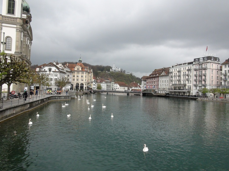 Old Town Lucerne https://www.facebook.com/#!/CruiseDreams