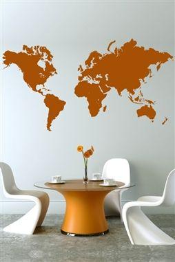 22 best World Map  Finns Room images on Pinterest  World maps