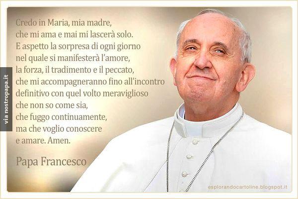 Credo in Maria