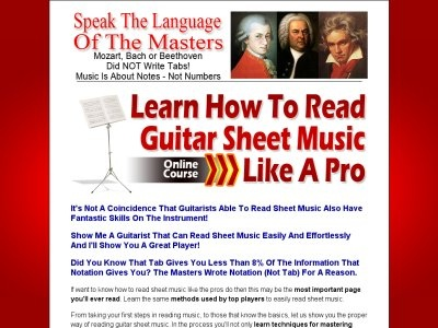 how to learn to read music for singing