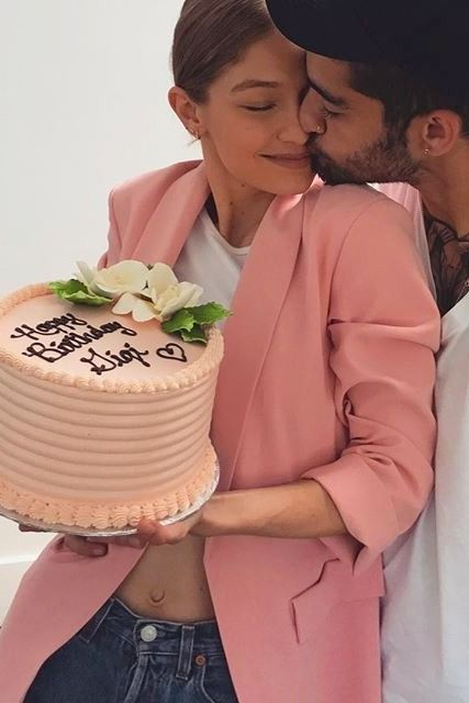 See how It Girl Gigi Hadid celebrated her 22nd birthday, lets just say it included Helicopters, water color, wigs and of coarse, Zayn Malik..