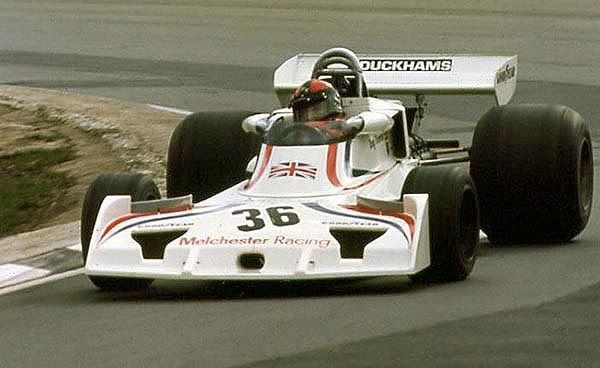 1977 Race of Champions (Tony Trimmer) Surtees TS19 - Ford