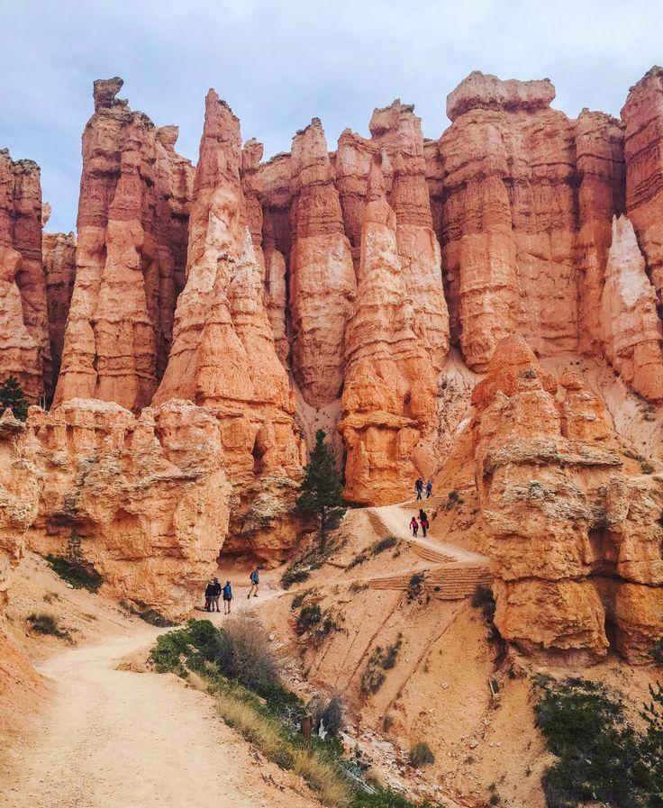 hoodoos at Bryce Canyon, UT