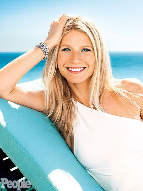 Gwyneth Paltrow named most beautiful woman in the world by People Magazine