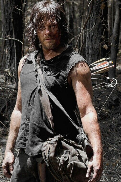 For Everyone Who Is Obsessed With Daryl's Arms