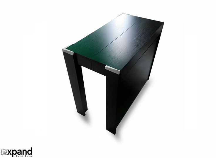 """The Expanda Console Table is more than just a transforming console to dining surface; it's an investment in space that gives you immediate returns. Use 1, 2 or all 3 extensions to extend the table to your choosing and when you are done hide them away at the back of the consoles storage compartment.Its """"chameleon like"""" ability to transform while internally housing all necessary expansion accessories also means that any room can be optimized for the task at hand without the worry of what to…"""
