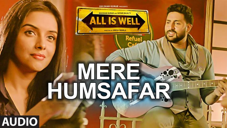 Mere Humsafar Full AUDIO Song | Mithoon, Tulsi Kumar | All Is Well | T-S...