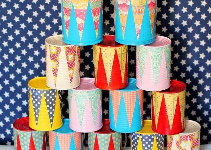 Jogo típico de feira e ótimo para festas com o tema circo (crédito da foto: site lizon)