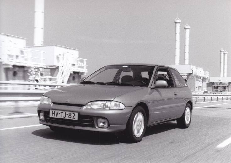 Mitsubishi Colt (NL, 1995)