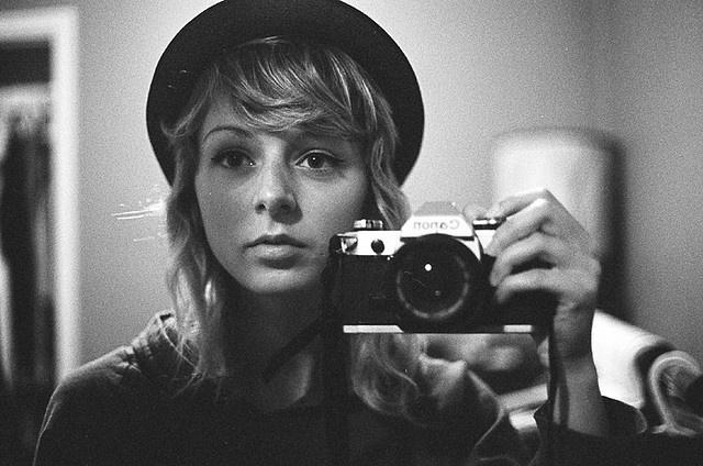 self-portrait: Photos, Girls, Vintage Camera, Selfportraits, Chee