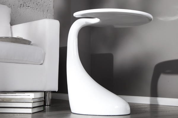 1000 images about beistelltische on pinterest goa teak for Design couchtisch organic ii hochglanz weiss tisch beistelltisch retro lounge