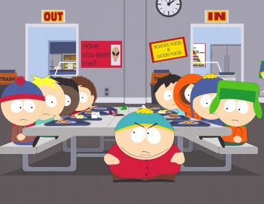 Everything Guide to 'South Park': TMI - South Park