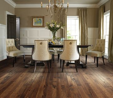 Shaw Floors traditional-dining-room