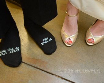 Father Of The Bride Wedding Socks