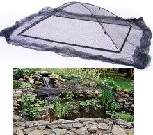 "Atlantic Pond & Garden Protector Pond Netting Kit  This Pond Net Kit is designed specifically for ""ponders"" who want a cost effective way of covering their ponds efficiently"