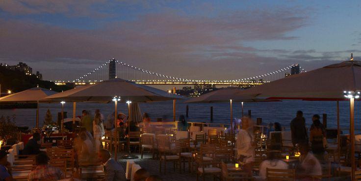Waterfront - La Marina>348 Dyckman St,