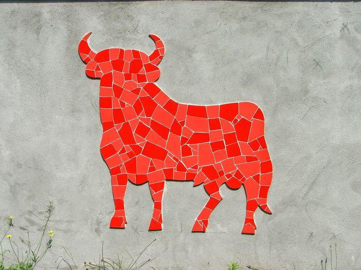 Les 163 meilleures images propos de fresques murales et - Mosaique sur mur exterieur ...