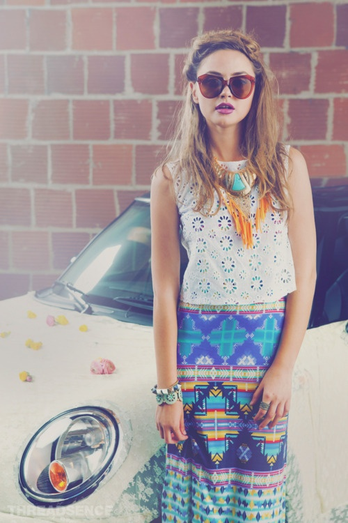 Closets 3, Summer Attire, Lace Pattern, Summer Outfit, Hippie, Fashion Style, Colors, Dresses, Boho Fashion