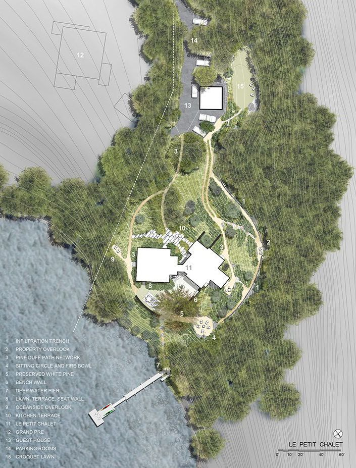 Matthew Cunningham Wins Honor Award from ASLA Landscape
