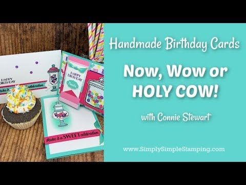 141 Sweet Birthday Cards