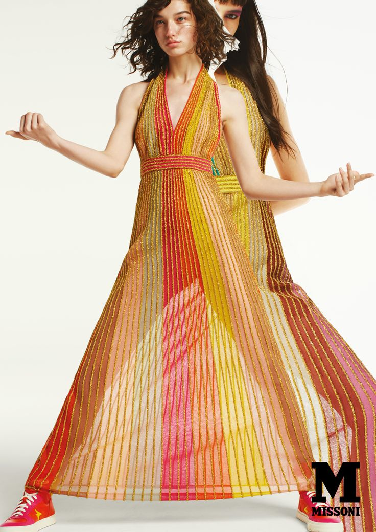 #MMissoni | Advertising Campaign | Spring Summer 2017