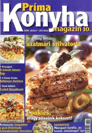 Prima konyha magazin 2008 10 oktober