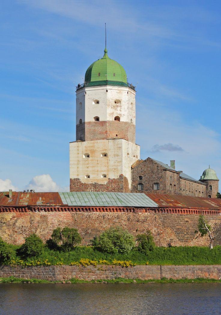 Vyborg Castle, Russia