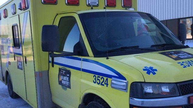 #Les ambulanciers de Forestville et de Baie-Comeau en grève dès samedi - ICI.Radio-Canada.ca: ICI.Radio-Canada.ca Les ambulanciers de…