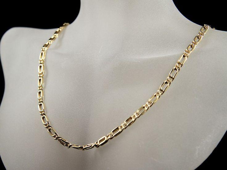 Collana oro giallo da uomo. #gioielli #necklace