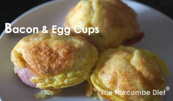 The Harcombe Diet® by Zoe Harcombe | Bacon and Egg Muffins