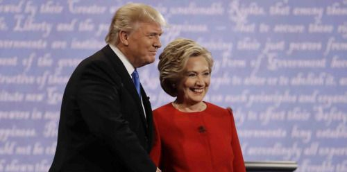 Seguridad economía y racismo dominaron el debate presidencial...