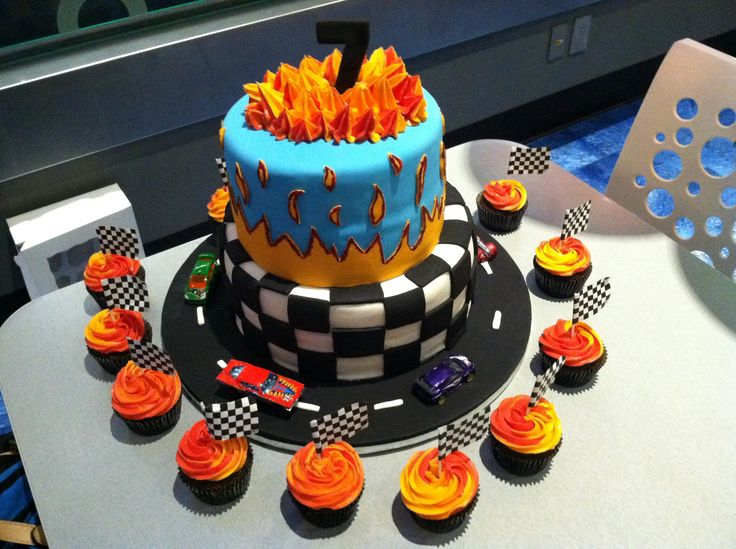 Best Cakes Images On Pinterest Ferrari Cake Race Cars And