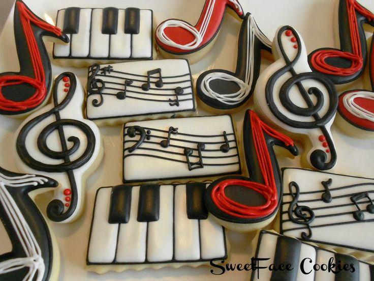 Music cookies