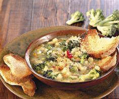 Minestra densa di broccoletti e patate - Tutte le ricette dalla A alla Z - Cucina Naturale - Ricette, Menu, Diete