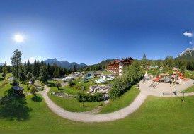 Familien-Resort Tiroler Zugspitze