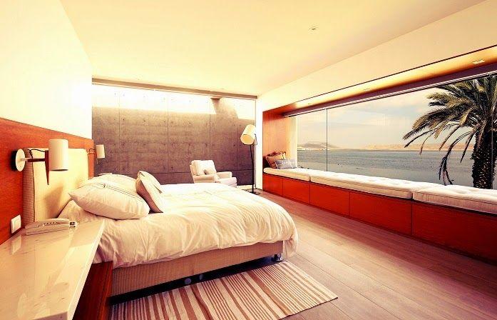 Casa Mar de Luz / Arquitecto Oscar Gonzalez Moix http://www.arquitexs.com/2014/08/casa-mar-de-luz-arquitecto-Oscar-Gonzalez-Moix.html