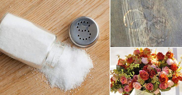 37 mejores im genes sobre trucos caseros en pinterest - Limpieza de casa con sal ...