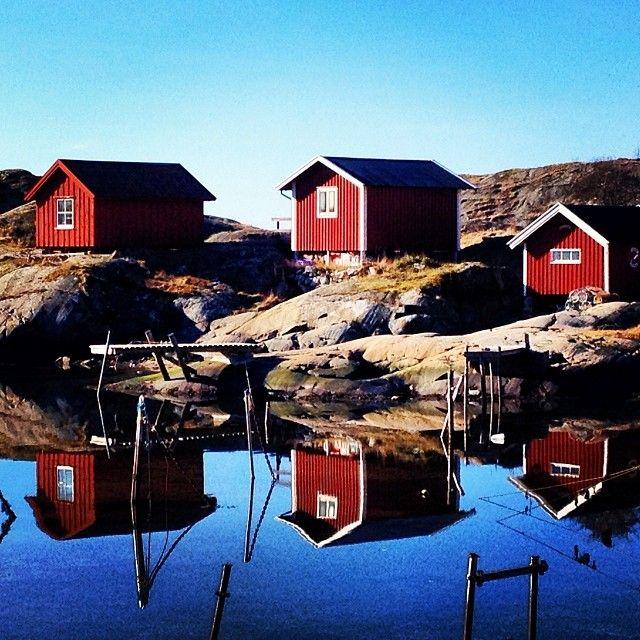 Båtvik, Rönnäng, Sweden