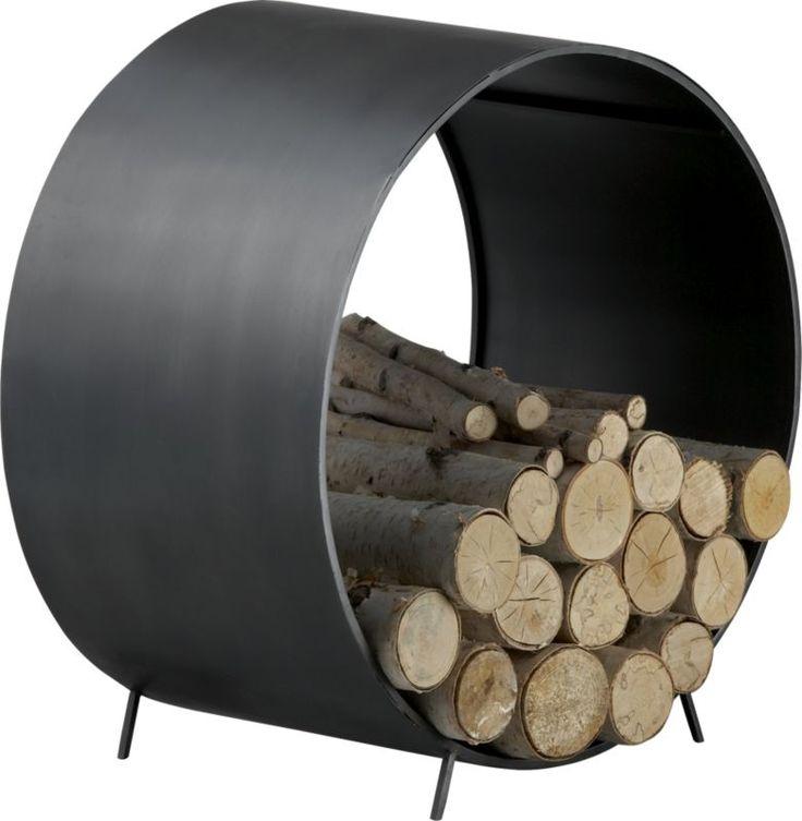 chuck wood storage    CB2