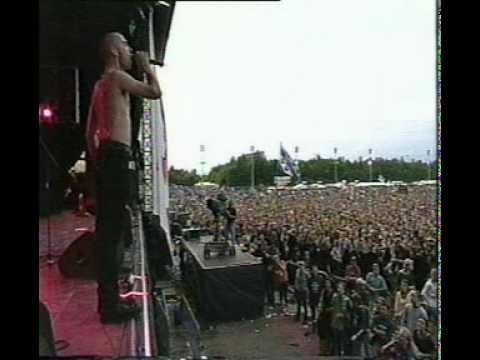 Live White Discussion live 1997 Pinkpop