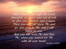 scripture image for jeremiah 29:11 - Yahoo Image Search Results