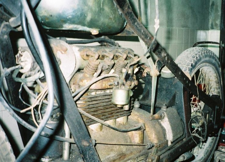 Claudio´s Nimbus 2001 Douglas can you fix it ? Yes no problem....