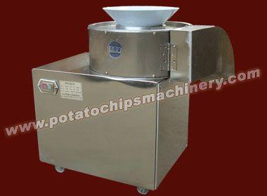 Automatic Potato Chips Machine-Multifunctional for Potato Slicing/Stripping