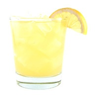 2 oz. Smirnoff Fluffed Marshmallow Flavored Vodka (25 oz. per bottle)  1.5 oz. lemonade  0.5 oz. fresh lemon juice  3 oz. club soda  Drink Recipe Preparation:  Combine the first three ingredients in an ice-filled shake.  Shake well.  Strain into an ice-filled rocks glass.  Top with the soda water.  Garnish with a lemon slice.