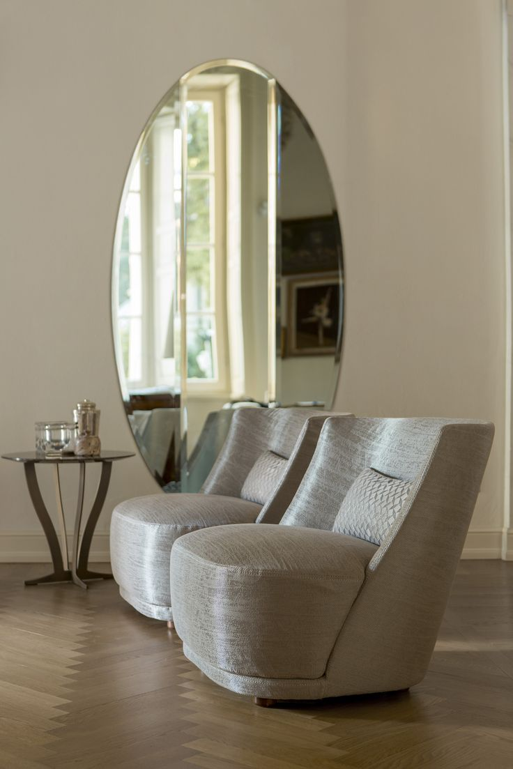 VIVIEN SMALL #ARMCHAIR - By Controluce - www.controlucehome.com  #Refinement and #precious #craftsmanship are in  every #little #details of  VIVIEN small armchair, a  mix of #minimalism and #elegance. Fabric and leather covers.  #interiordesign #architect #contract #neoclassic #classic #furniture #madeinitaly #homedecor #homeideas