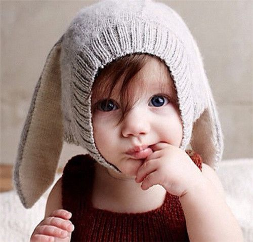 Department Name: Baby Pattern Type: Character Gender: Unisex Baby Age: 0-3 months,4-6 months Material: Wool Strap Type: Adjustable Model Number: 065G Item Type: Skullies & Beanies Baby Boys Girl's Cap