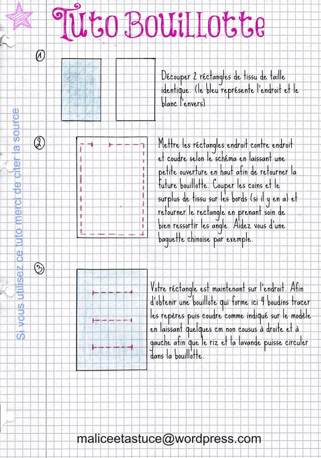 tuto bouillotte page 1