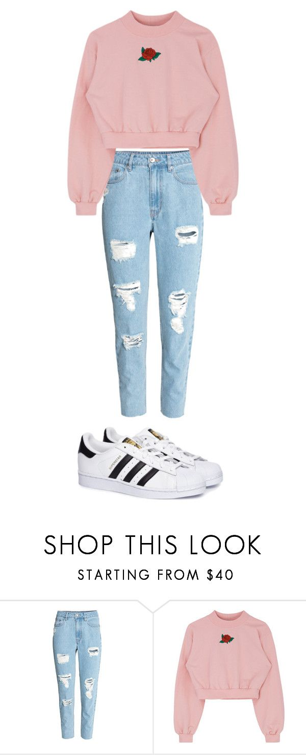 """""""Untitled #67"""" by leikas ❤ liked on Polyvore featuring adidas"""