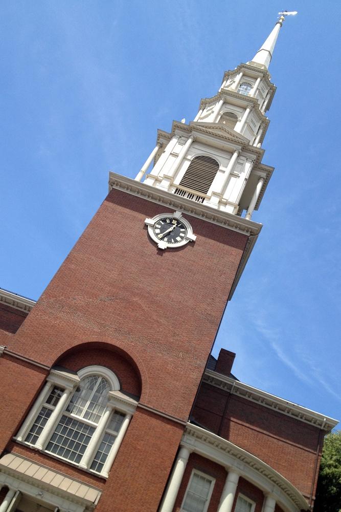 Boston walking tour #travel #usa